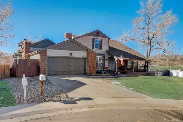 10194 W Lake Drive, Littleton, CO 80127 (#7308630) :: Symbio Denver