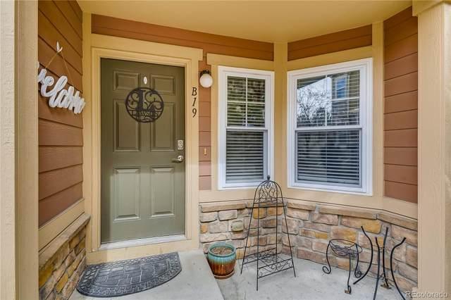 23500 E Alamo Place B, Aurora, CO 80016 (#7308761) :: Venterra Real Estate LLC