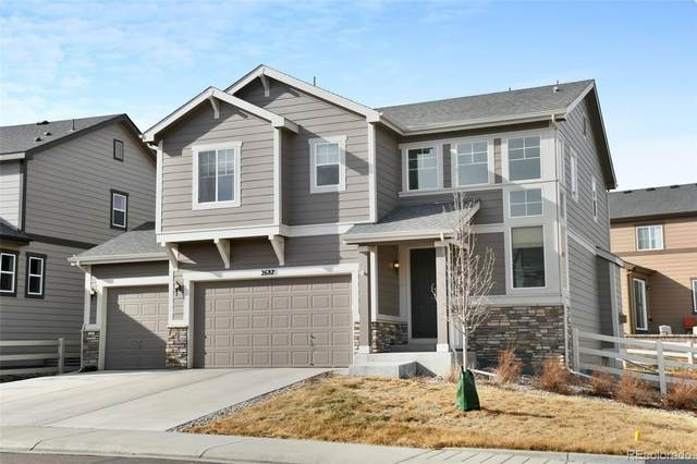 2687 Scoter Lane, Castle Rock, CO 80104 (#7309108) :: Berkshire Hathaway HomeServices Innovative Real Estate