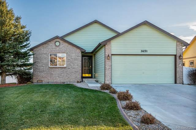 3651 Mount Hope Street, Wellington, CO 80549 (#7309242) :: The Harling Team @ Homesmart Realty Group