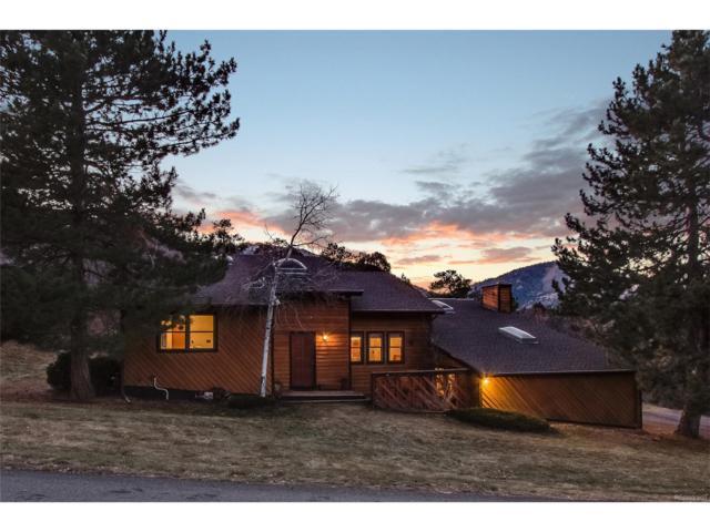 5789 Crestbrook Circle, Morrison, CO 80465 (#7309386) :: The Peak Properties Group