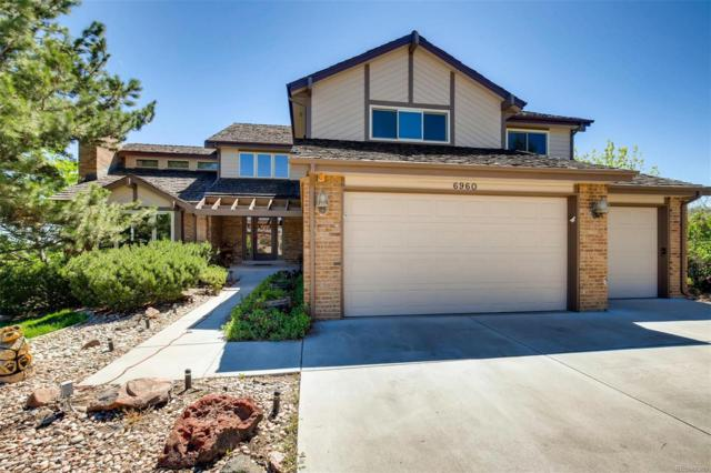 6960 S Chapparal Circle, Centennial, CO 80016 (#7309674) :: The Tamborra Team