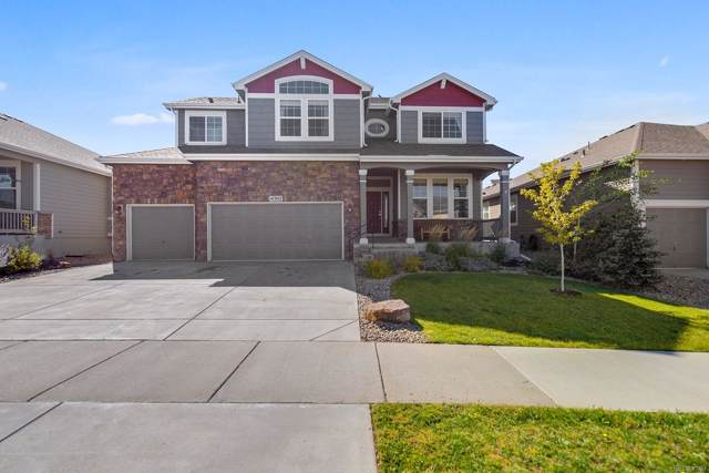 14302 W 87th Drive, Arvada, CO 80005 (#7310049) :: The DeGrood Team