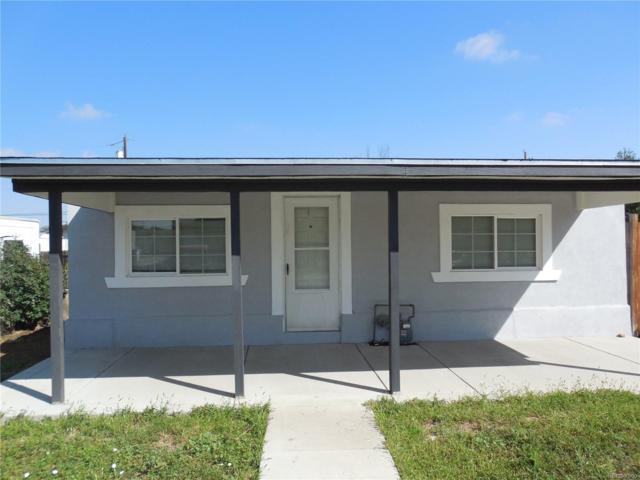 7311 E 82nd Avenue, Commerce City, CO 80022 (MLS #7310097) :: 8z Real Estate