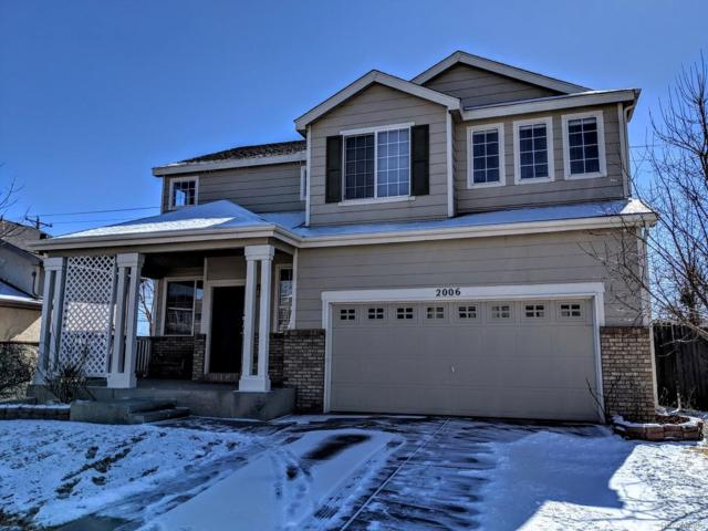 2006 Settlers Drive, Pueblo, CO 81008 (MLS #7310542) :: 8z Real Estate