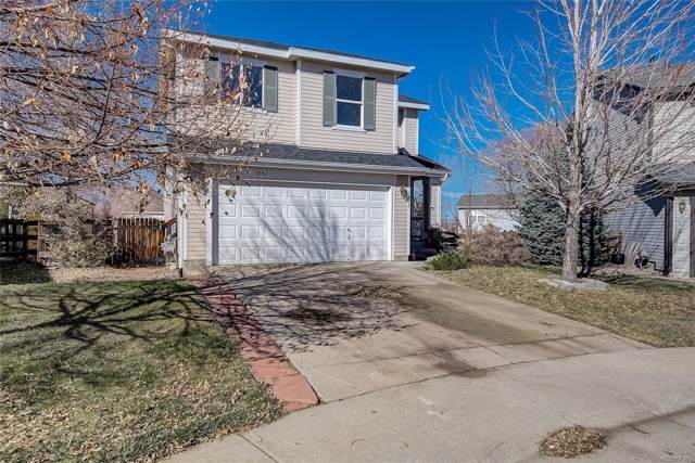 9593 Racoon Place, Littleton, CO 80125 (#7310666) :: The HomeSmiths Team - Keller Williams