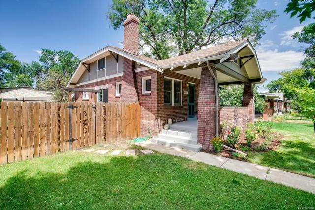 4329 Quitman Street, Denver, CO 80212 (#7310843) :: The Peak Properties Group