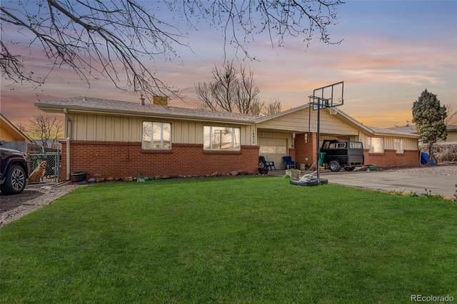 16950 W 12th Avenue, Golden, CO 80401 (MLS #7310923) :: 8z Real Estate