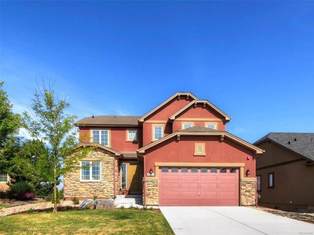 2151 Holmby Court, Castle Rock, CO 80104 (#7310930) :: The Peak Properties Group