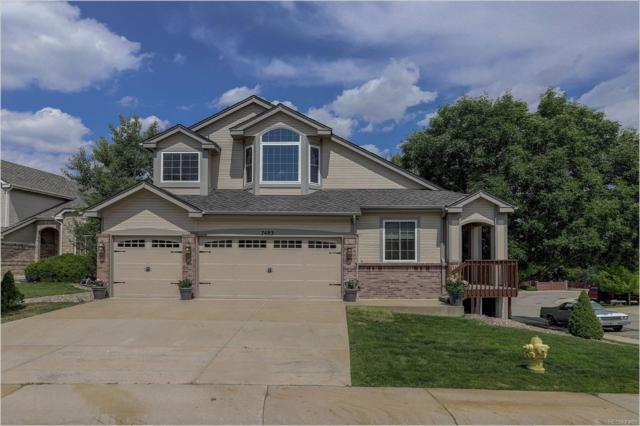7483 La Quinta Lane, Lone Tree, CO 80124 (#7311012) :: The HomeSmiths Team - Keller Williams