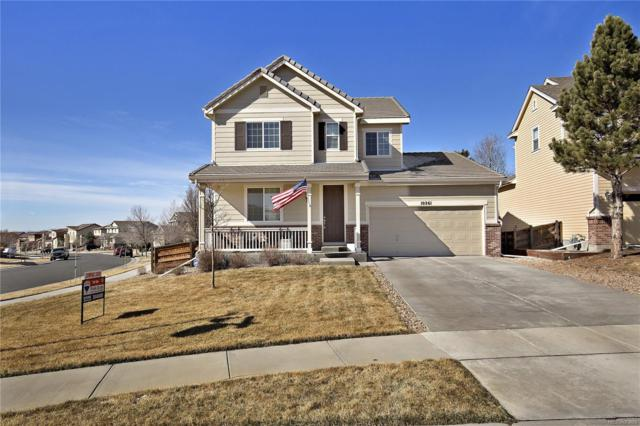 10261 E Telluride Court, Commerce City, CO 80022 (#7311036) :: The Peak Properties Group