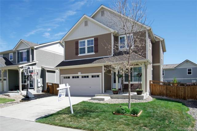 1852 Coach House Loop, Castle Rock, CO 80109 (#7311128) :: Colorado Home Finder Realty