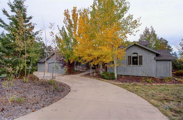 13952 Douglas Ranch Drive, Pine, CO 80470 (#7311612) :: The Colorado Foothills Team | Berkshire Hathaway Elevated Living Real Estate