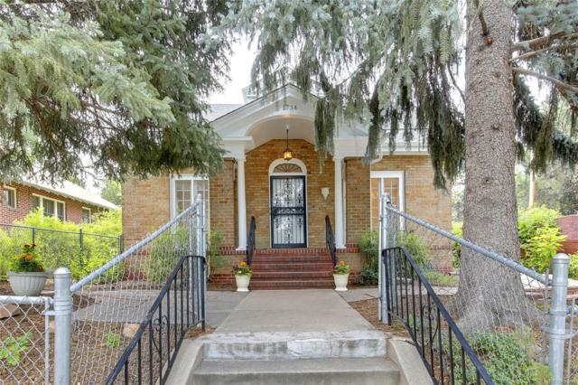 1734 Bellaire Street, Denver, CO 80220 (#7311961) :: My Home Team