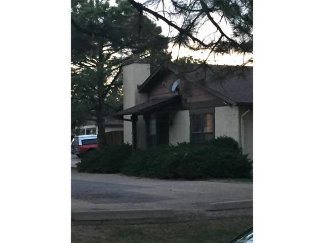 3847 S Fraser Street, Aurora, CO 80014 (MLS #7312290) :: 8z Real Estate