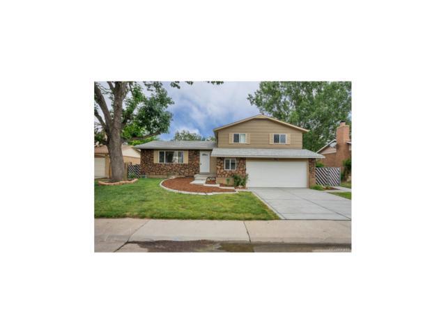 6179 S Carr Court, Littleton, CO 80123 (MLS #7312333) :: 8z Real Estate