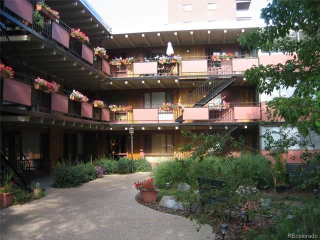 836 Dexter Street #103, Denver, CO 80220 (#7312618) :: Wisdom Real Estate
