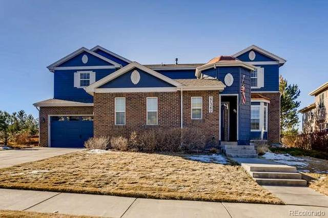 27342 E Euclid Drive, Aurora, CO 80016 (#7312845) :: The Scott Futa Home Team