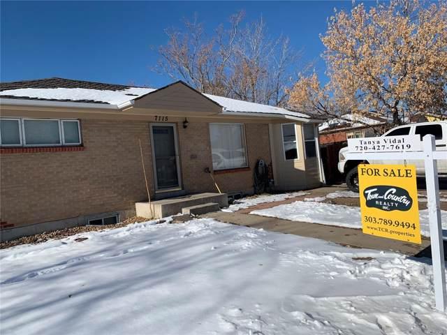7115 Inca Way, Denver, CO 80221 (#7312924) :: The Griffith Home Team