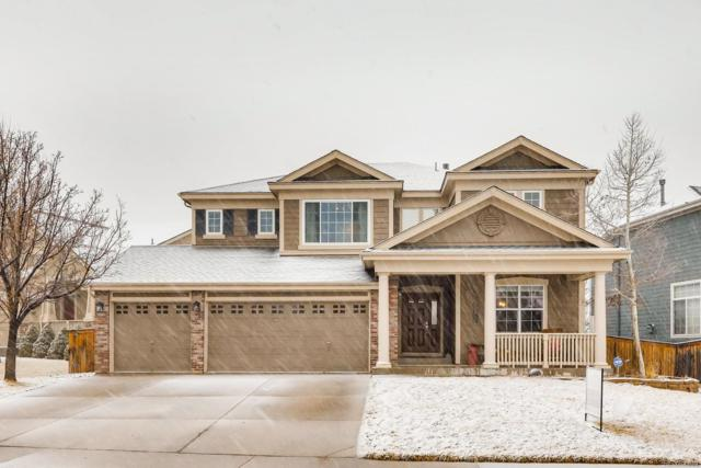 9788 Cheewall Lane, Parker, CO 80134 (#7313032) :: The Heyl Group at Keller Williams