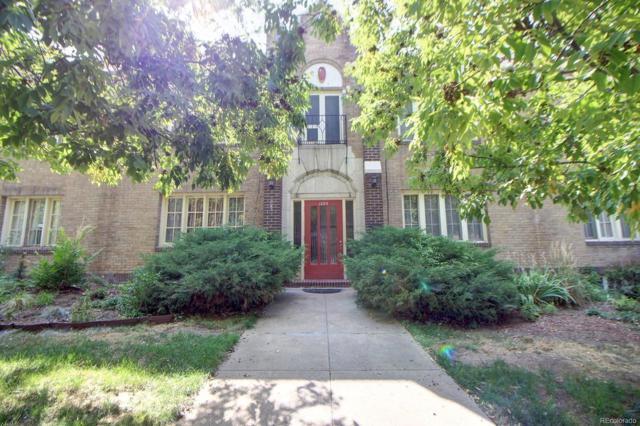 1285 Josephine Street #9, Denver, CO 80206 (#7313467) :: Wisdom Real Estate