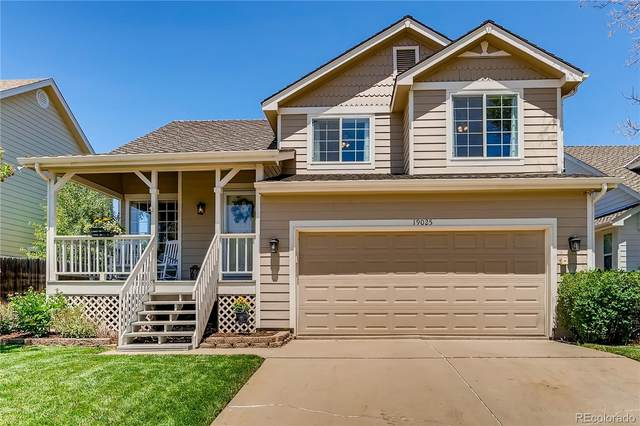 19025 E Molly Avenue, Parker, CO 80134 (#7313727) :: The Griffith Home Team