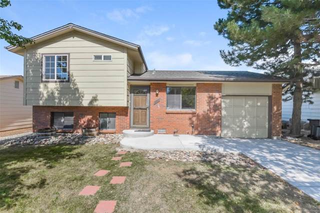 16601 E Gunnison Place, Aurora, CO 80017 (MLS #7313762) :: 8z Real Estate