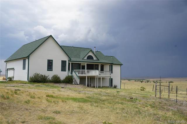 27990 Private Road 139, Agate, CO 80101 (MLS #7313816) :: Bliss Realty Group