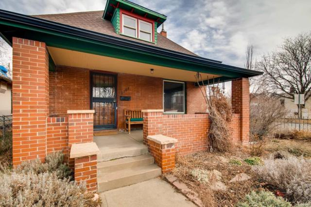 3304 N Franklin Street, Denver, CO 80205 (#7313905) :: Hometrackr Denver