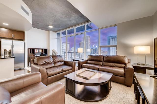 891 14th Street #2610, Denver, CO 80202 (#7314245) :: The Peak Properties Group