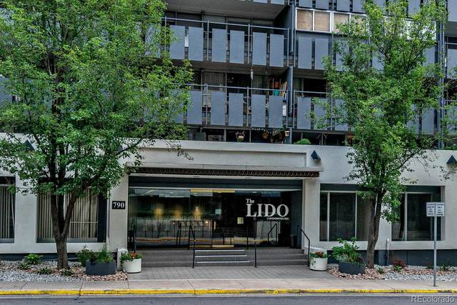 790 Washington Street #404, Denver, CO 80203 (#7314706) :: Bring Home Denver with Keller Williams Downtown Realty LLC