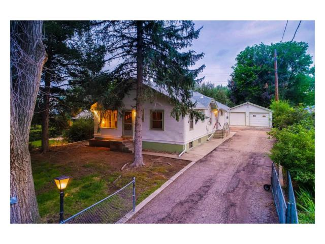 1661 Hoyt Street, Lakewood, CO 80215 (MLS #7314859) :: 8z Real Estate
