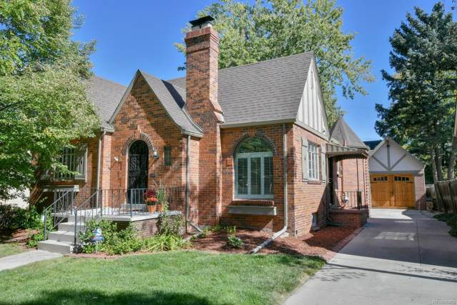 746 Forest Street, Denver, CO 80220 (MLS #7314970) :: 8z Real Estate