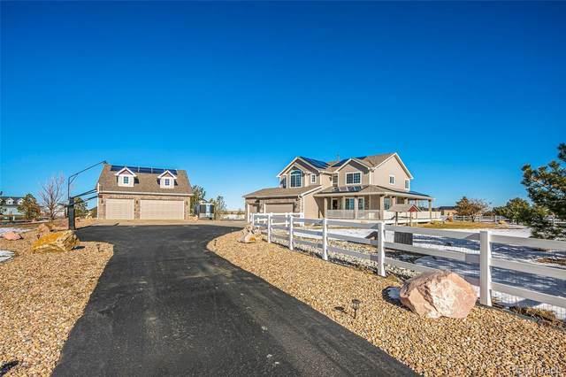 34949 E 7th Avenue, Watkins, CO 80137 (MLS #7315499) :: 8z Real Estate