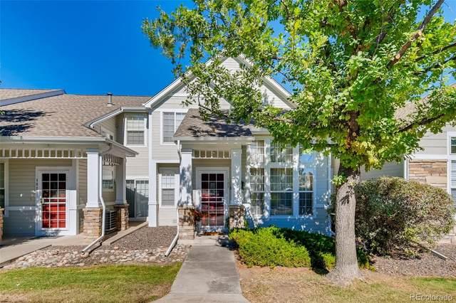 8300 Fairmount Drive B103, Denver, CO 80247 (#7315530) :: Springs Home Team @ Keller Williams Partners