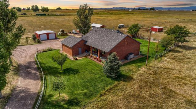 16955 County Road 33, Platteville, CO 80651 (#7315599) :: The Galo Garrido Group