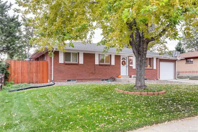 1576 S Dover Court, Lakewood, CO 80232 (MLS #7315775) :: 8z Real Estate