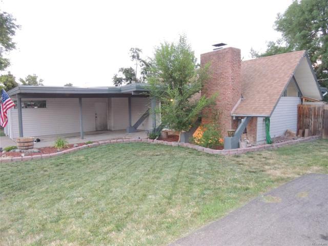 1810 S Holly Street, Denver, CO 80222 (#7316024) :: Sellstate Realty Pros