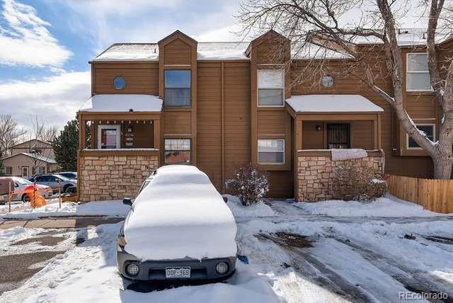 2489 Devonshire Court #46, Denver, CO 80229 (MLS #7316556) :: 8z Real Estate