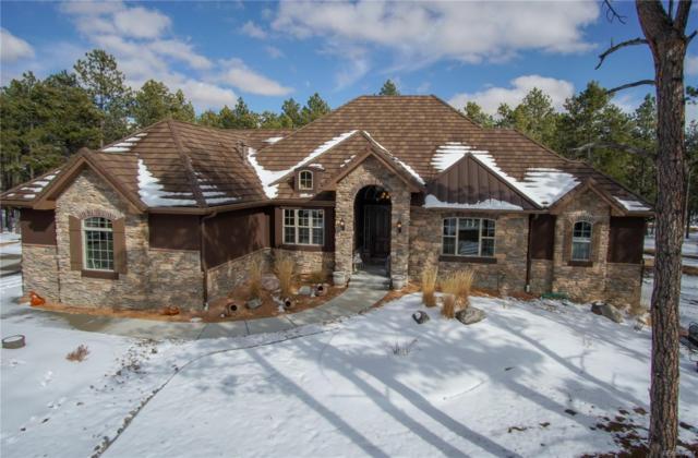 16004 Pole Pine Point, Colorado Springs, CO 80908 (#7317688) :: The Peak Properties Group