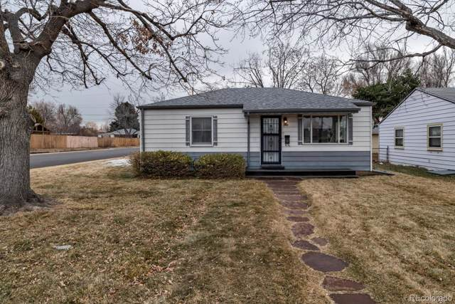 1300 S Xavier Street, Denver, CO 80219 (MLS #7317732) :: 8z Real Estate