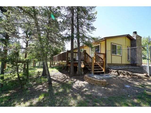 152 Prospectors Way, Bailey, CO 80421 (MLS #7317947) :: 8z Real Estate