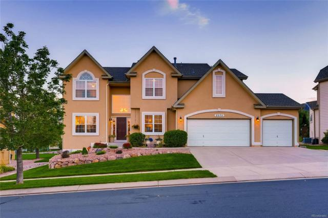 2375 Vanreen Drive, Colorado Springs, CO 80919 (#7317954) :: Group 46:10 - Denver