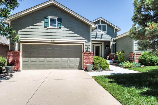 1096 Deer Clover Way, Castle Pines, CO 80108 (#7318618) :: The Griffith Home Team