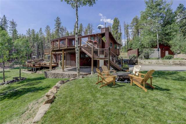 33808 Hemlock Lane, Evergreen, CO 80439 (#7318672) :: The Brokerage Group