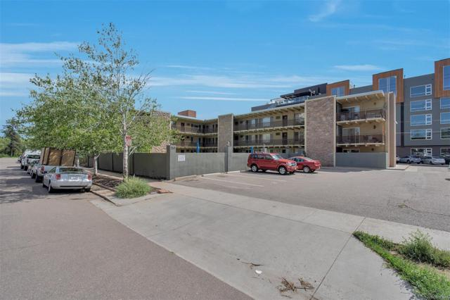 250 Pearl Street #109, Denver, CO 80203 (#7318685) :: Colorado Home Finder Realty