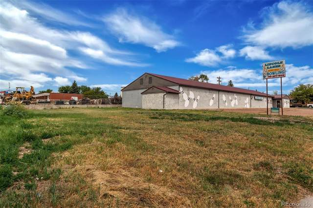 499 K Avenue, Limon, CO 80828 (MLS #7318718) :: 8z Real Estate