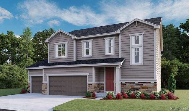 6132 Long Branch Drive, Parker, CO 80134 (#7318973) :: Bring Home Denver with Keller Williams Downtown Realty LLC