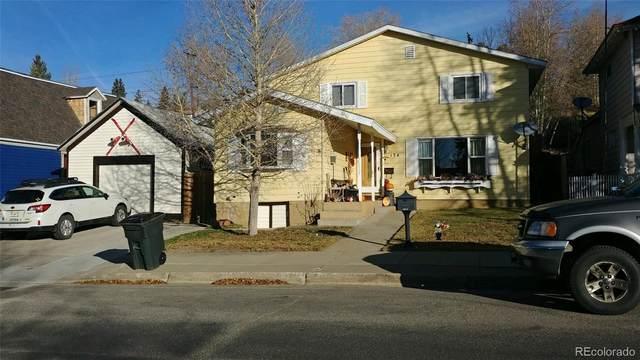 134 W 8th Street, Leadville, CO 80461 (MLS #7319396) :: 8z Real Estate