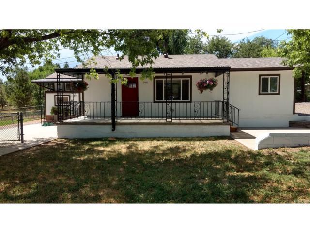 795 Harlan Street, Lakewood, CO 80214 (MLS #7319489) :: 8z Real Estate